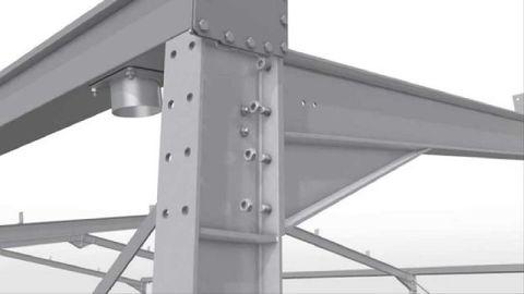 bu long liên kết trong nhà thép tiền chế