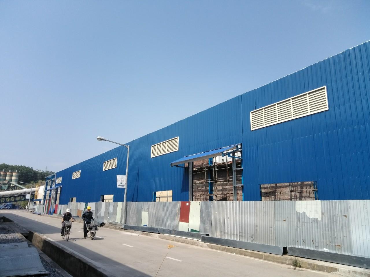 Công trình nhà máy nhiệt Mông Dương Quảng Ninh