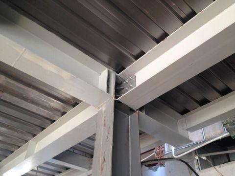 liên kết bulong nhà thép tiền chế